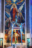 Förändra sig St Jospehs Hartford Arkivfoto
