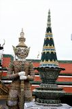 """För พระบรม för storslagen slott ‡ för วัภför ช för ² för รภför ² för ภför thailändsk för ภภför ¡ """", Royaltyfria Bilder"""