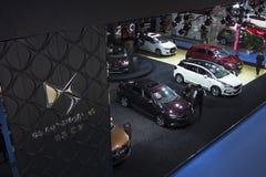 För — DS för auto show BILAR Royaltyfria Foton