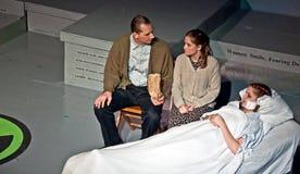 LYNDEN produktion för teater för flickor för Radium för WA-âFEBRUARI 16 â Arkivbilder
