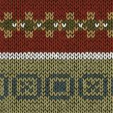 För östil för två mässa hand - gjorda stack modeller, senap, gräsplan, gråa naturliga färger vektor Royaltyfria Foton