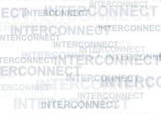 För affärsinterconnect för telekom mobil fast gre för textur för grossist Royaltyfri Fotografi