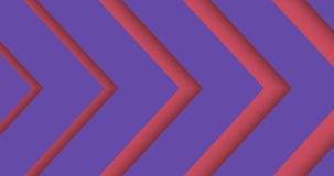 För affärspil för vektor modernt abstrakt begrepp stock illustrationer