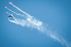 för airpowerÖsterrike för luft 2011 zeltweg show Arkivbilder