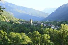 by för arabroto pyrenees flod Royaltyfri Bild