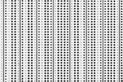 För arkitekturvägg för slut övre abstrakt vit bakgrund för textur Royaltyfri Bild