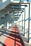 Korridorer av liv Royaltyfri Foto