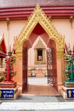 för ayutthaya tempel beautifully Royaltyfri Fotografi