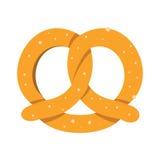 För bageriprodukt för bröd färgrik symbol Arkivbilder