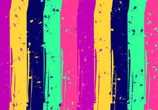 För bakgrundsborste för konst abstrakt slaglängd för akryl för design för textur för målarfärg Royaltyfria Foton