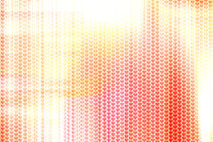 för bakgrundsdagguld röd s valentin för hjärtor Arkivfoto