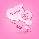 för bakgrundsdagguld röd s valentin för hjärtor Royaltyfri Fotografi