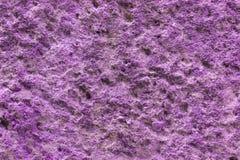För bakgrundsnärbild för konkret textur ultraviolett fast abstrakt begrepp Royaltyfri Foto