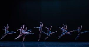 För balett` för festival Karneval-klassisk för Austen ` samling, Arkivbilder