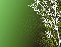 för bambueps för 10 bakgrund vektor för illustration Royaltyfria Bilder