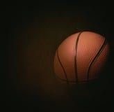 för basketillustration för bakgrund 3d framfört realistiskt Arkivbild