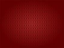För Batikabstrakt begrepp för tapet röd Fractal Royaltyfria Bilder