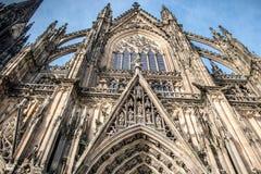 för berömdt värld för unesco för lokal för landmark germany för domkyrkacologne arv internationell Fotografering för Bildbyråer