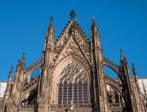 för berömdt värld för unesco för lokal för landmark germany för domkyrkacologne arv internationell Det rangordnade tredje i lista Royaltyfri Fotografi