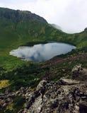 för berg s kalla Royaltyfri Fotografi