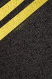 för bildandeväg för asfalt detaljerad struktur för personal för fyrkant Royaltyfria Foton
