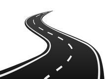 för bildandeväg för asfalt detaljerad struktur för personal för fyrkant royaltyfri illustrationer