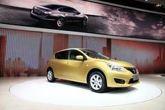 för bilshanghai för 2011 automatisk toppmöte show Arkivfoton