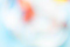 För blåttabstrakt begrepp för vår ny bakgrund Fotografering för Bildbyråer