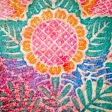 för blommapengar för bakgrund kinesisk rmb Royaltyfri Fotografi