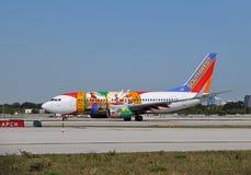 för boeing för 700 737 flygbolag southwest stråle Arkivbilder