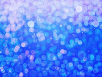 För bokehdesign för konst färgrik bakgrund Fotografering för Bildbyråer