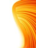 för bristningseps för 8 abstrakt begrepp white för wave för orange red royaltyfri illustrationer