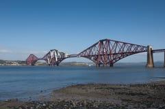 för bro stång framåt Royaltyfri Fotografi