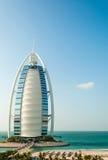 för burjdubai för al arabisk jumeira uae hotell Royaltyfri Fotografi