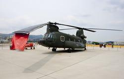 för ch-porslinet för armén 47d republiken för helikoptern transporterar Royaltyfria Foton