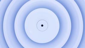 För cirkelluft för slut övre galler Arkivfoton