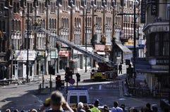 för claphamföreningspunkt för 09 område august london sacke Royaltyfri Bild