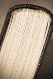 För closeupkonst för mycket gammal bok tonad retro stil royaltyfri fotografi