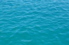 för copyspaseillustration för abstrakt bakgrund blå wave Arkivfoton