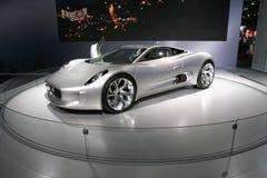 för cx-jaguar för 75 bil sport Royaltyfri Fotografi