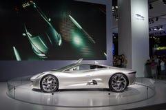 för cx-jaguar för 75 bil sport Royaltyfri Bild