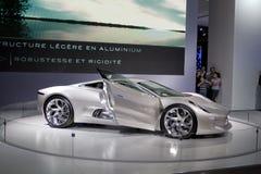 för cx-jaguar för 75 bil sport Arkivfoton