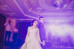för dansmodell för abstrakt begrepp 3d bröllop Arkivfoton
