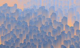 För datadistorsion för vektor abstrakt bakgrund stock illustrationer