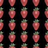 För den Digital för modelljordgubbeBerry Watercolor illustrationer texturer in ställde pappers- textilen för vårgarnering för som stock illustrationer