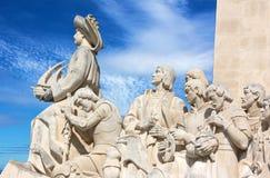 för den lisbon för 500 var 1960 för årsdagcaravelberömmar upptäckter för död henryen invigde navigatör portugal som monumentet fo Arkivfoton