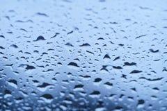 för droppbild för bakgrund 3d vatten Arkivfoto