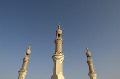 för dubai för abualdhabien ras för moské khaimah zayed Arkivbild