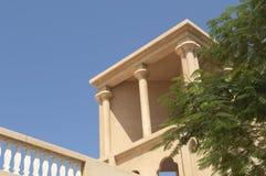 för dubai för al arabiska ras för khaimah fort Royaltyfria Bilder
