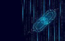 För e-kommers för teknologi för globalt nätverk för Blockchain cryptocurrencies ledning affär Poly internet för sammanlänkningske Royaltyfri Foto